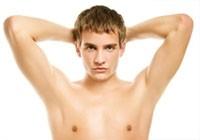 Traitement de l'hyperhidrose masculine par injections de Botox